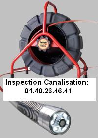 inspection canalisation 2 camera 06.62.15.26.19