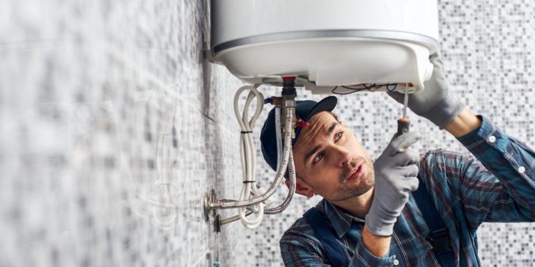 changement chauffe eau electrique plombier urgence